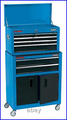 24 Combined Roller Cabinet And Tool Chest (6 Drawer) Draper 19563