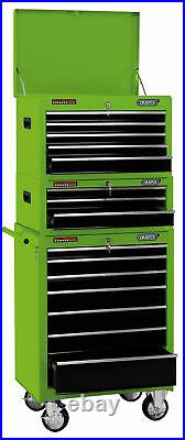 26 Combination Roller Cabinet And Tool Chest (15 Drawer) Draper 04596