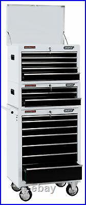 26 Combination Roller Cabinet And Tool Chest (15 Drawer) Draper 04597
