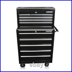 336 Us Pro Tools Affordable Tool Chest Rollcab Steel Box Roller Cabinet