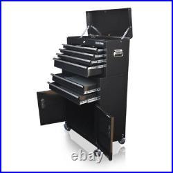 349 Us Pro Tool Chest Box Rollcab Tool Box Roller Cabinet For Tools Mechanics