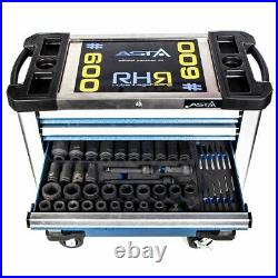 39 Professional Tool Chest Roller Cabinet 7 Drawers With Locks Heavy Duty
