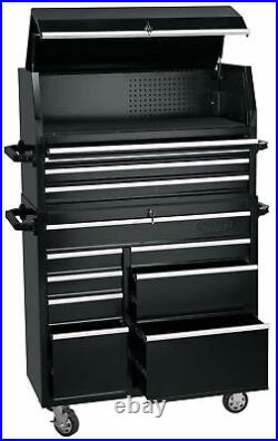 42 Combined Roller Cabinet And Tool Chest (12 Drawer) Draper 11506