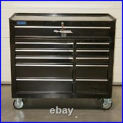 42 Professional 11 Drawer Roller Tool Cabinet 6868-6877