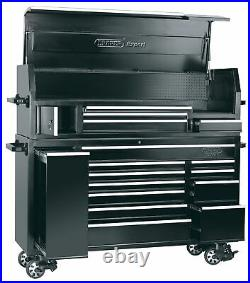 72 Combined Roller Cabinet And Tool Chest (15 Drawer) Draper 11174
