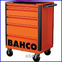Bahco 5 Drawer Tool Roller Cabinet Orange