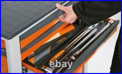 Beta Tools C24SA/8-G Mobile Roller Cab Tool Cabinet 8 Drawers Gray 024002182