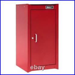 Britool E010246B Side Cabinet to fit Roll Cab Tool Box Red
