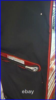 Custom Tool Box Cover by Dmarrco, fits Snap-on KRL1023 roll with hutch+ 2 Cabinet