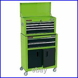 DRAPER 24 Combined Roller Cabinet and Tool Chest (6 Drawers) -No. 19566