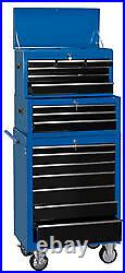 DRAPER 26 Combination Roller Cabinet and Tool Chest (16 Drawer) -No. 11541