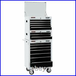 Draper 04597 26 Combined Roller Cabinet & Tool Chest 15 Drawer