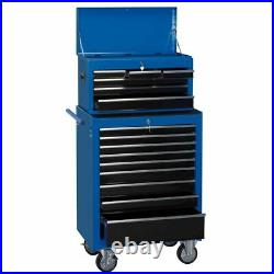 Draper 11533 26 Combination Roller Cabinet and Tool Chest 15 Drawer
