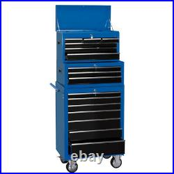 Draper 11541 26 Combination Roller Cabinet and Tool Chest (16 Drawer)