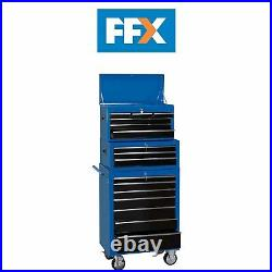 Draper 11541 26in Combination Roller Cabinet and Tool Chest 16 Drawer