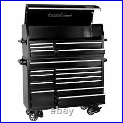 Draper 16 Drawer 56 Combination Roller Cabinet Storage Tool Box Chest Cabinet