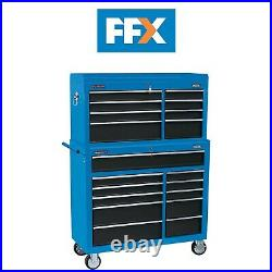 Draper 17764 40 19 Drawer Professional Combined Roller Cabinet and Tool Chest
