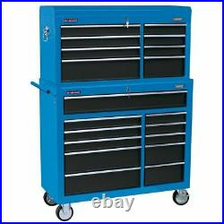 Draper 17764 40 Combined Roller Cabinet & Tool Chest 19 Drawer