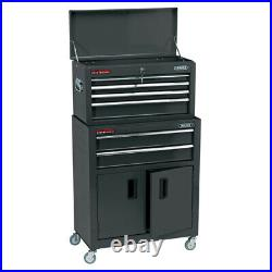Draper 19572 24 Combined Roller Cabinet and Tool Chest 6 Drawer