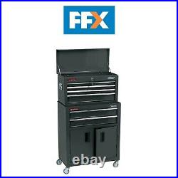 Draper 19572 24in Combined Roller Cabinet and Tool Chest 6 Drawer