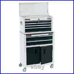 Draper 19576 24 Combined Roller Cabinet and Tool Chest 6 Drawer