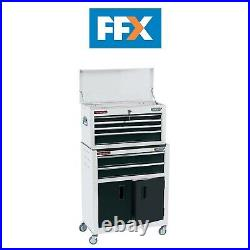 Draper 19576 24in Combined Roller Cabinet and Tool Chest 6 Drawer