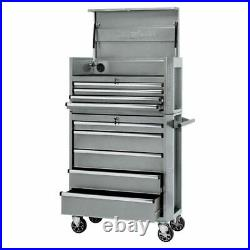 Draper 70503 36 Combined Roller Cabinet & Tool Chest 9 Drawer