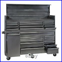 Draper 72 Combined Roller Cabinet And Tool Chest (25 Drawer) 99401