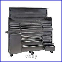 Draper 72 Combined Roller Cabinet And Tool Chest (25 Drawers) 99401