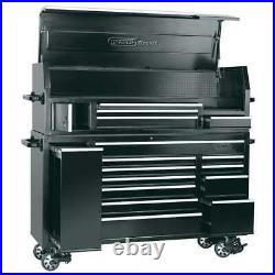 Draper 72 Combined Roller Cabinet & Tool Chest (15 Drawer) 11174
