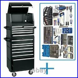 Draper Expert 13 Drawer Tool Chest Roller Cabinet 98885 DTK2019 Deluxe tool Kit