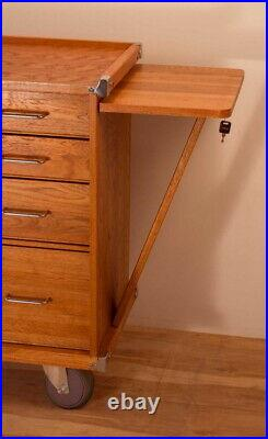 Gerstner International R20 5-Drawer Roller Cabinet for Work & Hobby Tools