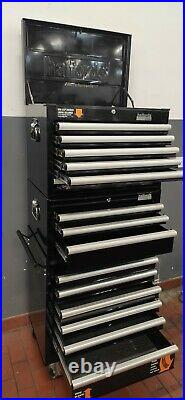 Halfords Industrial Tool Box / Chest / Roll Cabinet