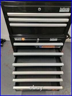 Halfords Industrial Tool Chests & Roll Cabinet Set Of 3