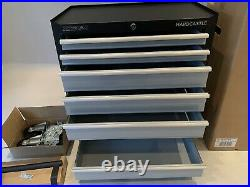 Hardcastle 7 Drawer Metal Tool Storage Chest Roller Cabinet Roll Cab