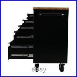 Heavy Duty 10 Draw Expert Tool Chest Roller Cabinet Rollcab Garage Workshop Box