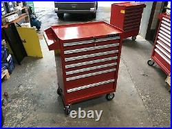 Heavy Duty 7 Draw Expert Tool Chest Roller Cabinet Rollcab Garage Workshop Box