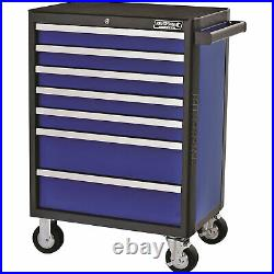 Kincrome Evolve 7 Drawer Tool Roller Cabinet Blue