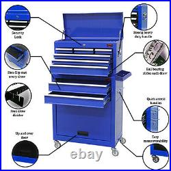 Large Tool Chest Top Cabinet Top Box And Roll Cab Box Us Ball Bearing Slides