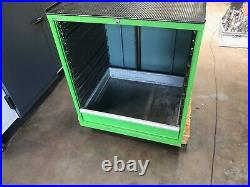 Lista 11 Roller Bearing Drawer Tool Cabinet excellent condition
