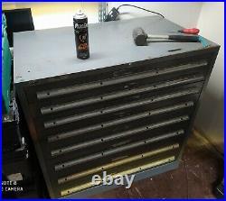Lista Polstore SSI Roller Tool Cabinet heavy duty