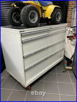 Lista drawers, Roll Cab, Tool Box, Engineers Cabinet