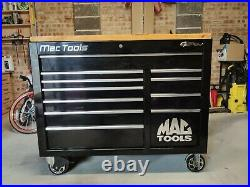 Mac Tools Tech Series 11 Drawer Roller Cabinet