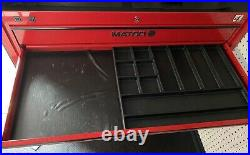 Matco 4s Tool Box Cabinet Roll Cab USA made like Snap on 10 Drawers 25