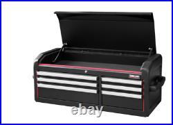 Mechanic Tool Chest 16 Drawer Roller Cabinet Steel Storage Box Organizer Black