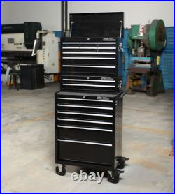 Mechanic Tool Chest Drawer Cabinet Trolley Roller Steel Storage Organizer Box
