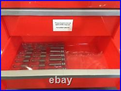 NEW! Snap-On TOOLS CUSTOM TOY ROLL CAB KIDS TODDLER BOX CABINET CHEST With TOOLS