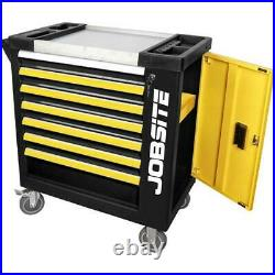 Professional 7 Draw Roller Tool Cabinet With 270 Tools Tool Draws On Wheels