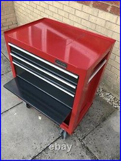 Roller Tool Cabinet Storage Chest Box Roll Wheels Garage Workshop