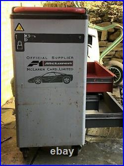 Roller tool cabinet (used)